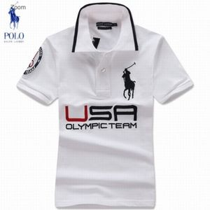 Ralph Lauren Official USA Olympic Team Polo